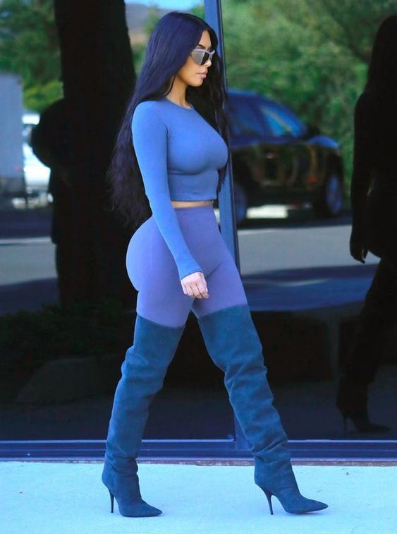 kim kardashian height