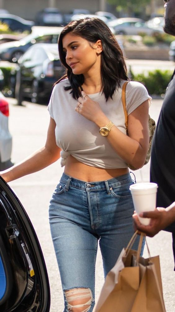 kylie jenner height