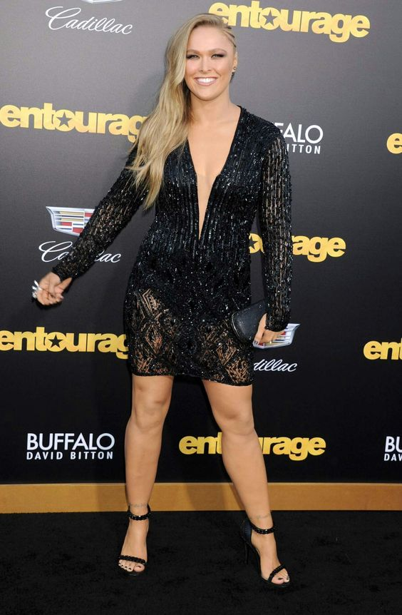 ronda jean rousey weight