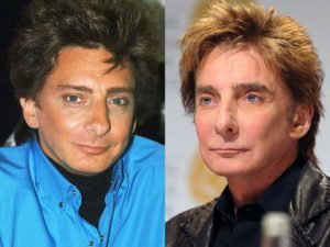 barry manilow transformation