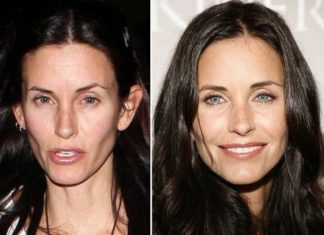 courtney cox cover