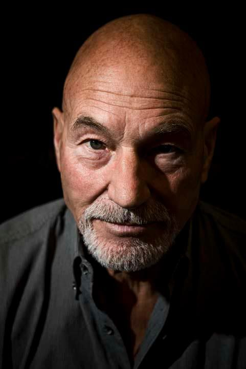 patrick stewart cover