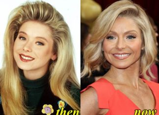 kelly ripa cover