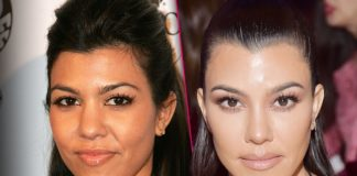 kourtney kardashian cover